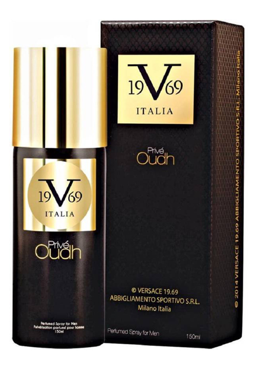 Versace Prime Oudh Perfume