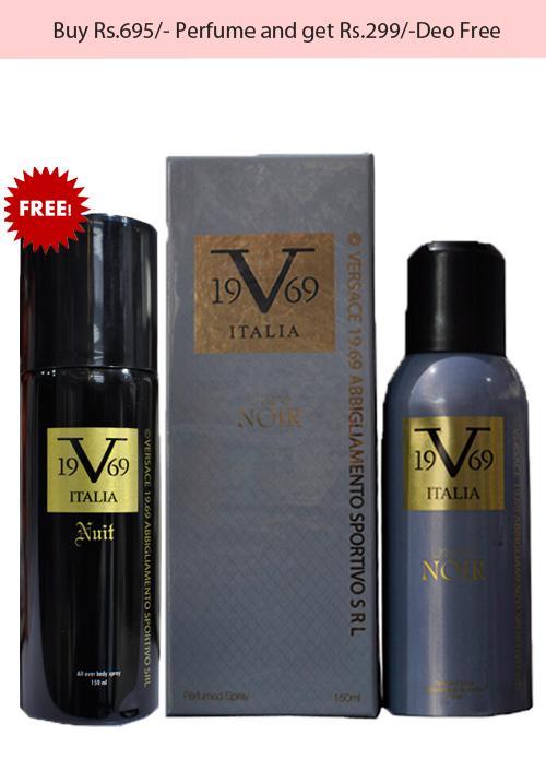 Versace Urban Noir Perfume