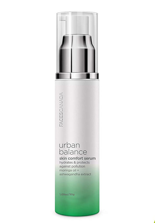 Faces Canada Urban Balance Skin Comfort Serum