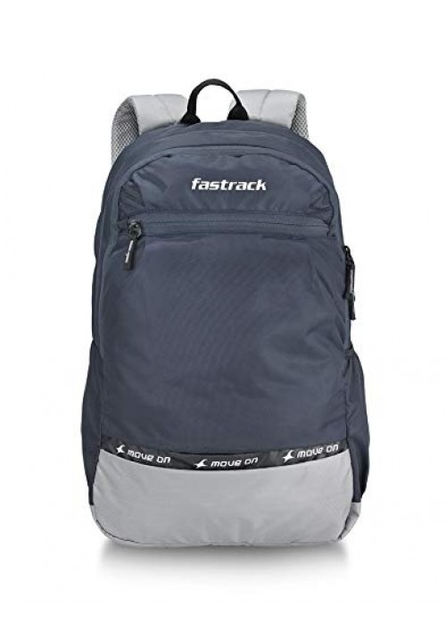 Fastrack 30 Ltrs Blue Casual Backpack