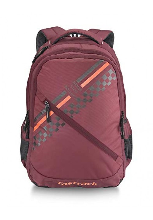 Fastrack 40 Ltrs Red Casual Backpack