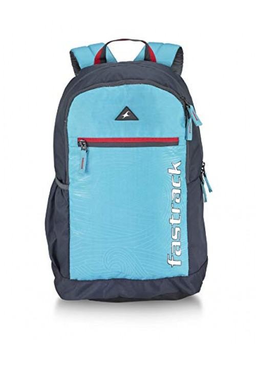 Fastrack 25 Ltrs Blue Casual Backpack