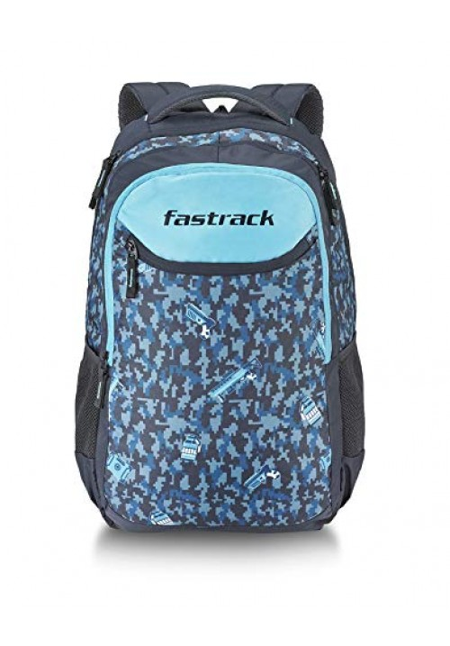 Fastrack 40 Ltrs Blue Casual Backpack