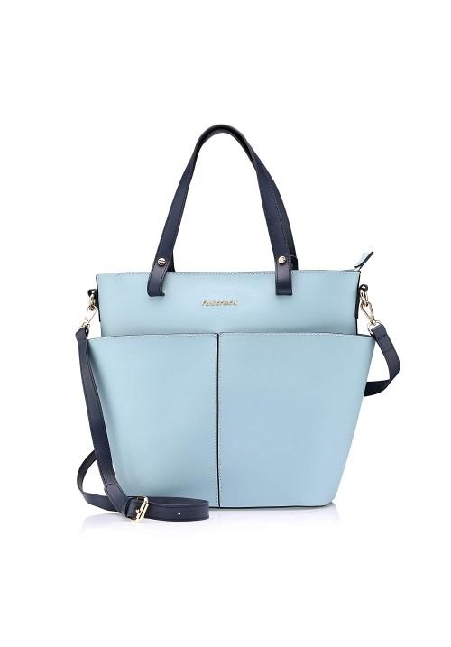 Fastrack Summerlin Women's Tote Bag (Blue)