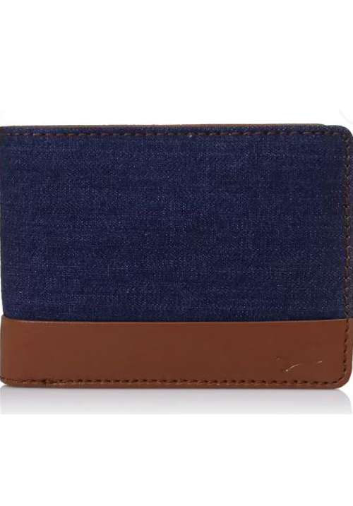 Fastrack Denim Bifold Wallet