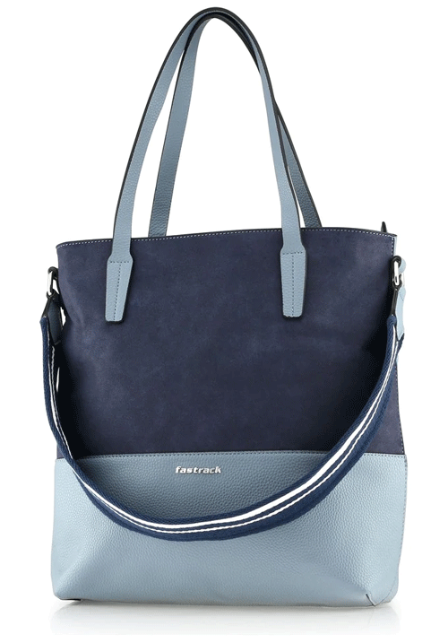 Fastrack Navy Milford Tote Bag