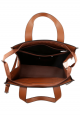 Fastrack Tan Longisland Tote Bag