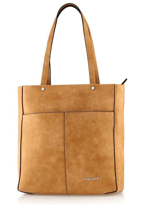 Fastrack Tan Lynbrook Tote Bag