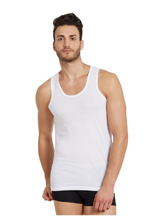 Fcuk Cotton Vest CVT03