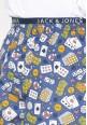 Jack and Jones Poker Print Boxers