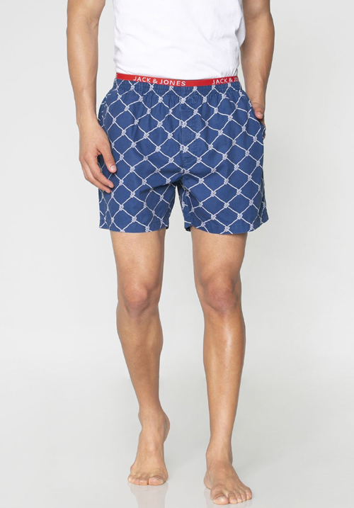 Jack and Jones Knot Print Boxers
