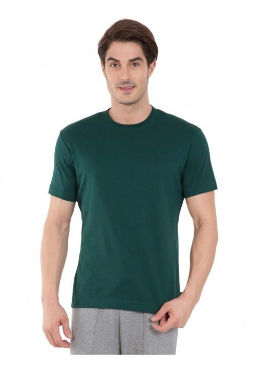 Jockey Round T-Shirt green 2714