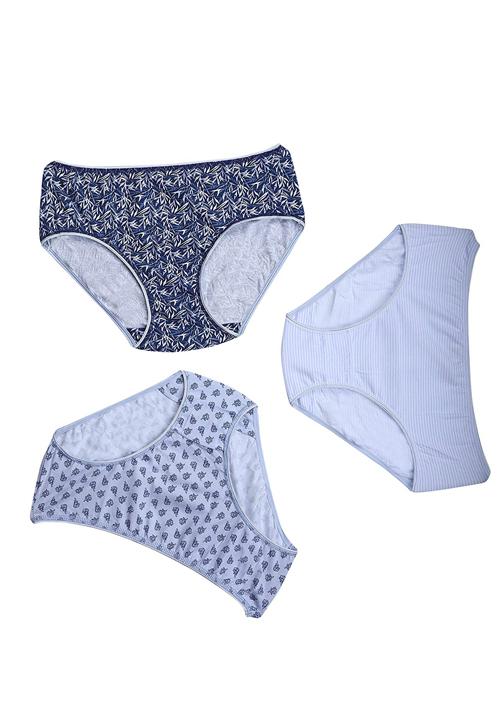 Juliet 3 Piece Panties Set