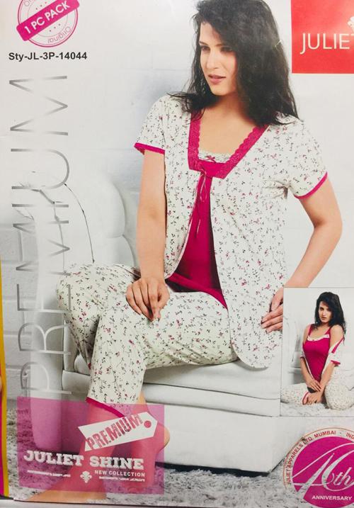 Juliet lower night suit 14044