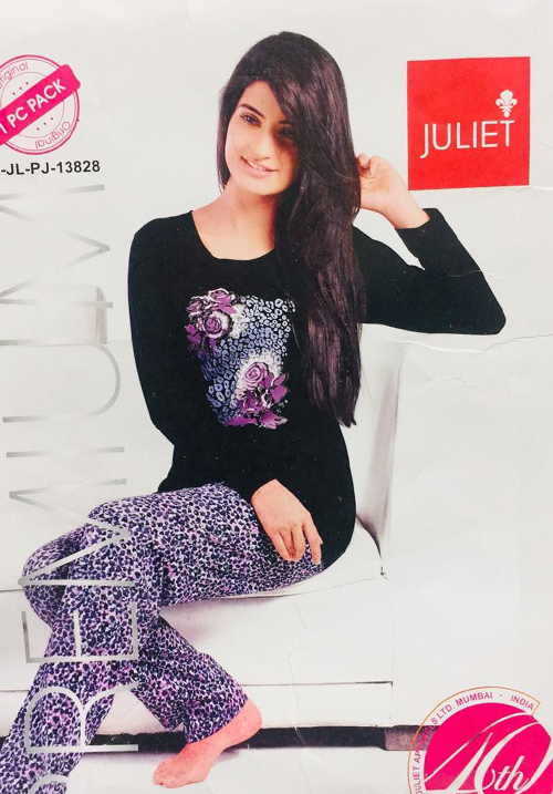Juliet lower night suit 13828