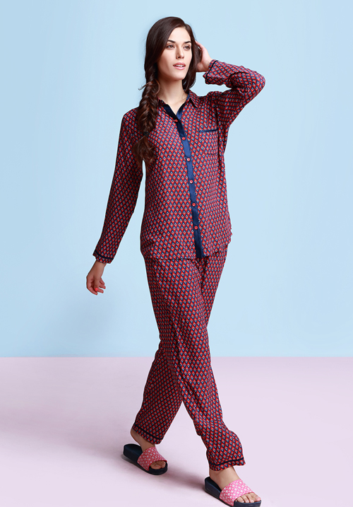 July lower night suit WPC-121