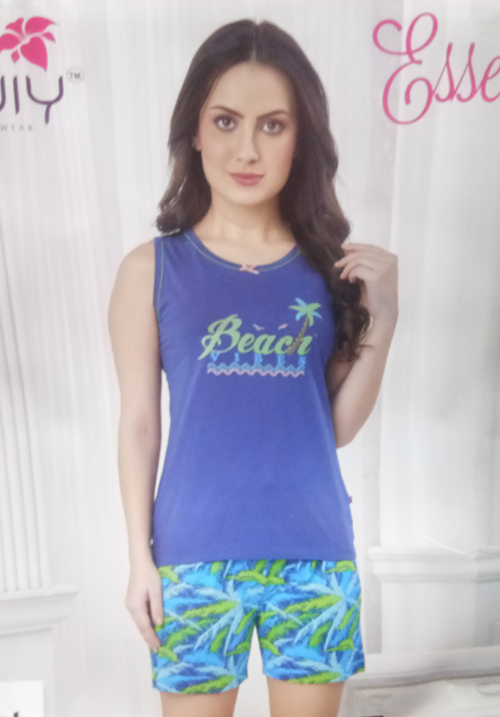 July Shorts Night Suit PC-622