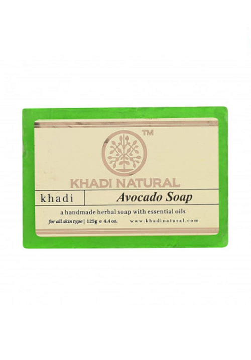 Khadi Natural Herbal Avocado Soap