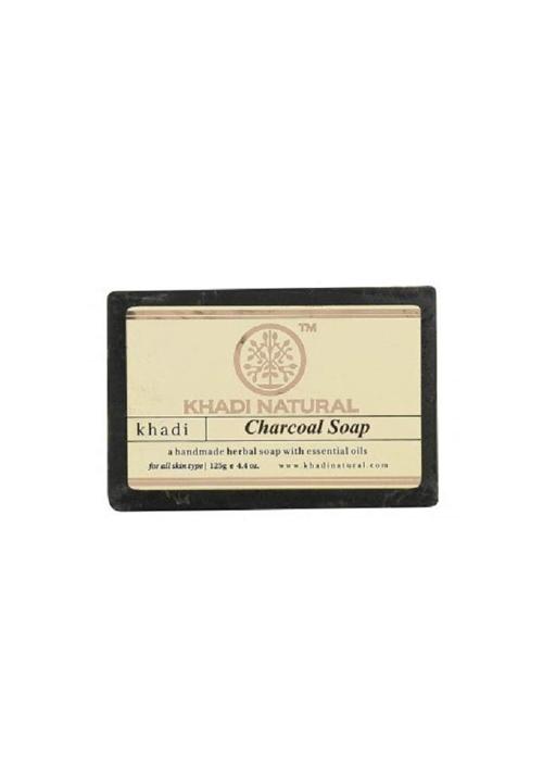 Khadi Natural Charcoal Soap