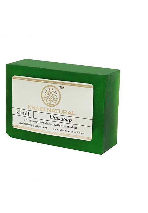 Khadi Natural Khus Handmade Soap