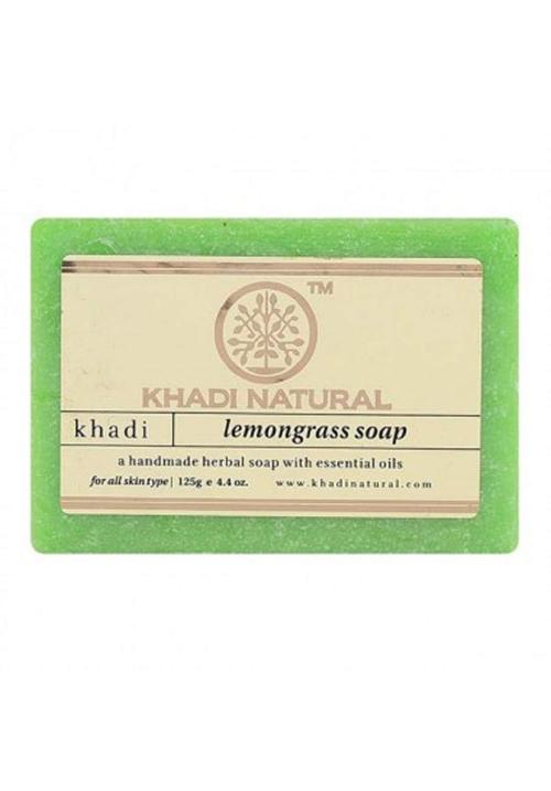 Khadi Natural Lemongrass Soap,