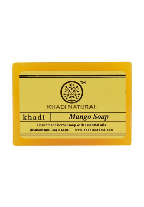 khadi natural mango soap