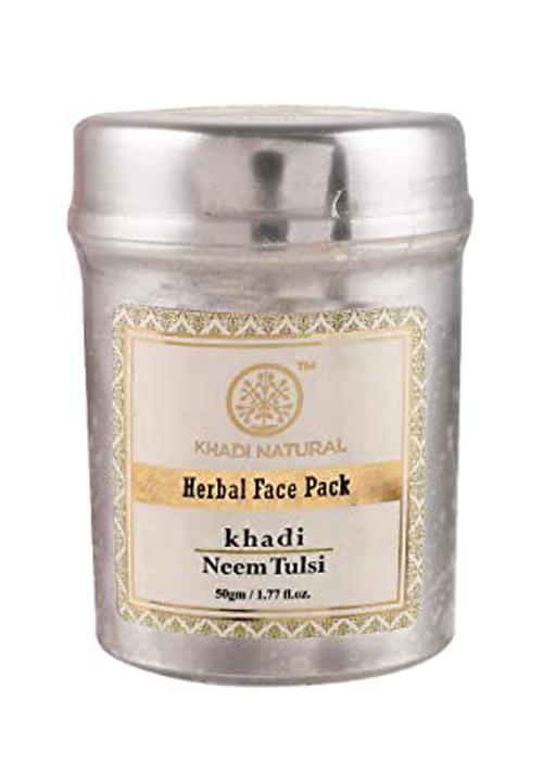 Khadi Natural Neem Tulsi Herbal Face Pack
