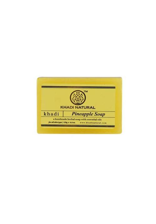 Khadi Natural pineapple Handmade Soap