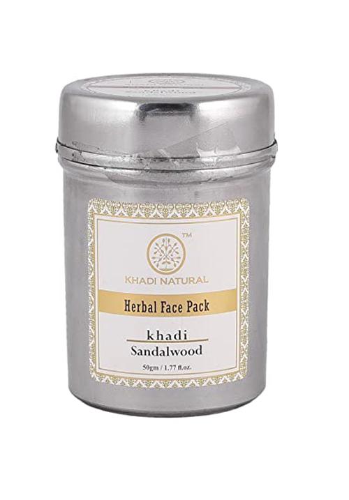 Khadi Natural Sandalwood Herbal Face Pack