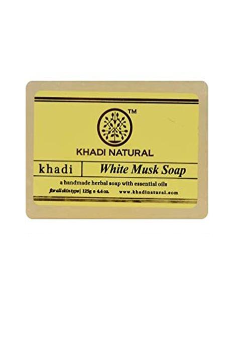 Khadi Natural White Musk Soap