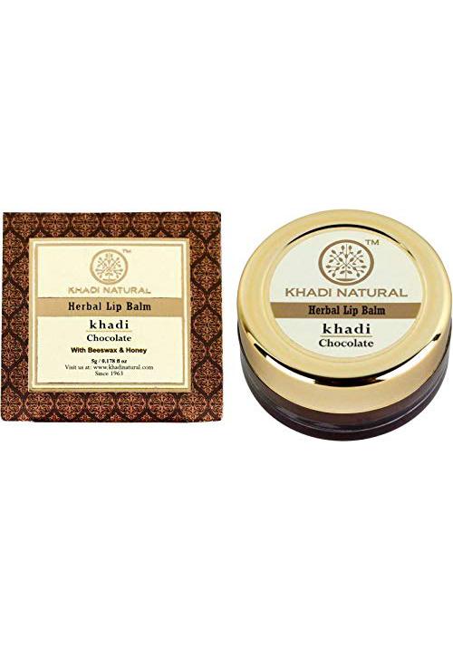 Khadi Natural Chocolate Lip Balm