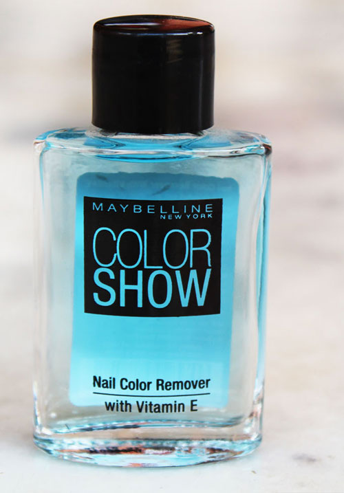 Maybelline Nail Color Remover