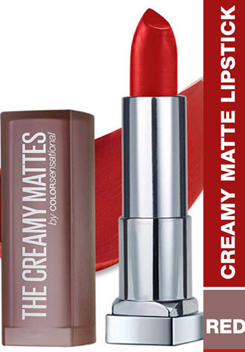 Maybelline Bold Crimson-634