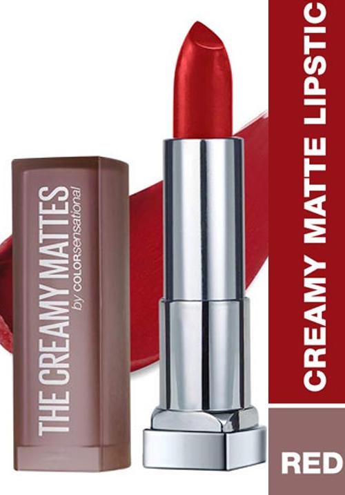 Maybelline Cosmopolitan Red-643