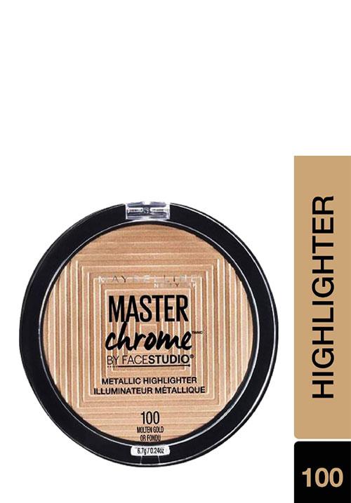 Maybelline Metallic HighLighter Molten Gold