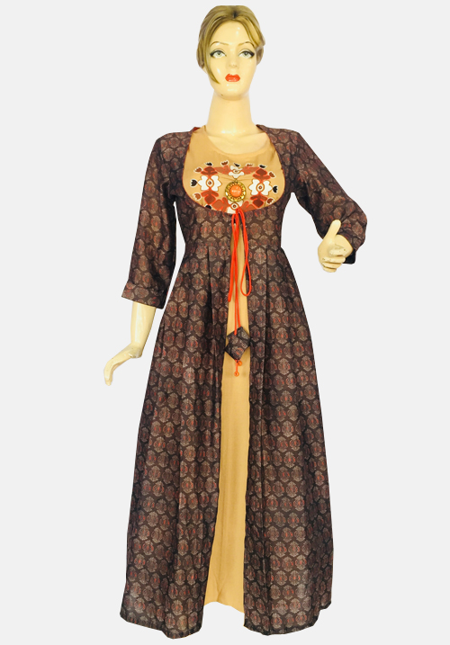 Anora A-Shape One Piece Dress