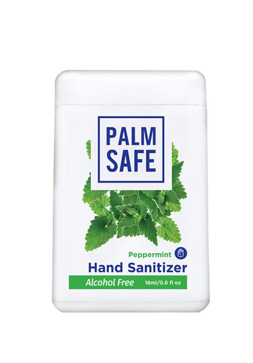 Pee Safe Mint Alcohol Free Hand Sanitize