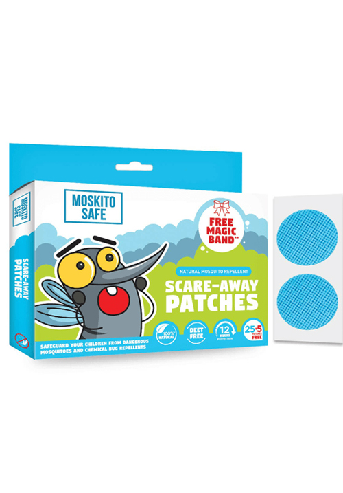 Pee Safe Mosquito Repellent Patches