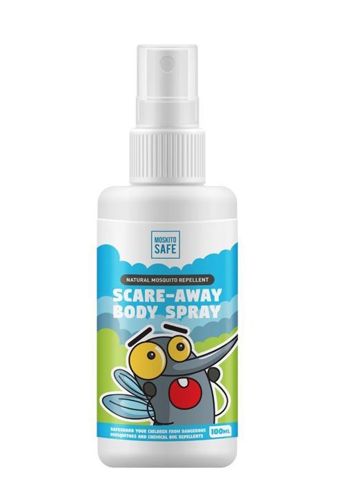 Pee Safe Mosquito Repellent Spray