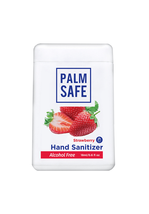 Pee Safe Strawberry Hand Sanitize