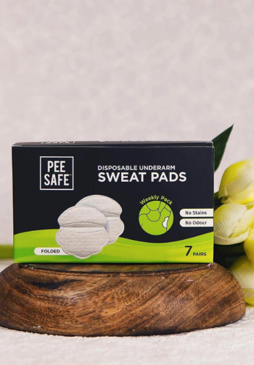 Pee Safe Underarm Sweat Pads - 7
