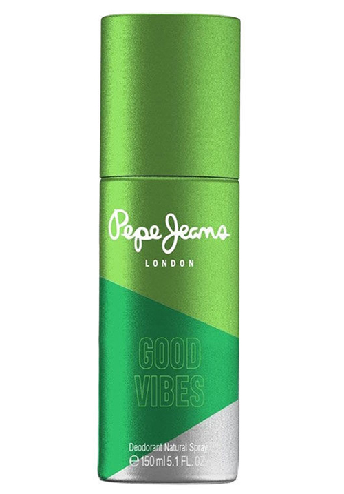 Good Vibes Green Deo male