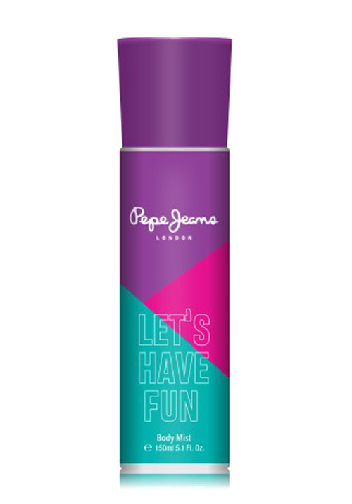 Lets Have Fun Body Mist Female