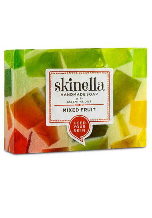 Skinella mixed fruit soap