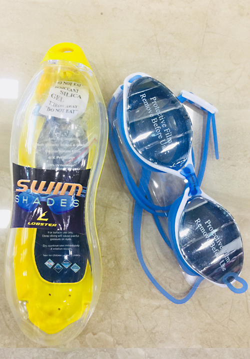 Lobster Swim Shades LA-1980 Blue