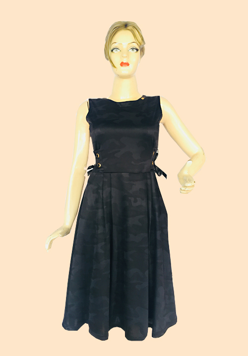Juelle Black Tunics