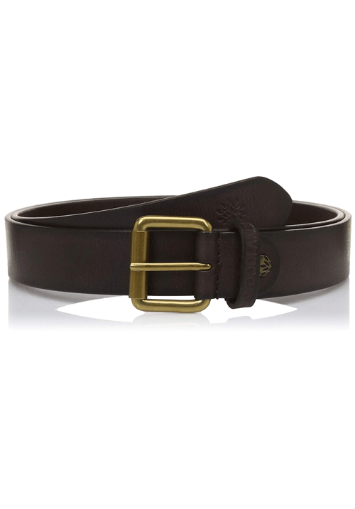 Woodland Leather Belt Color Brown