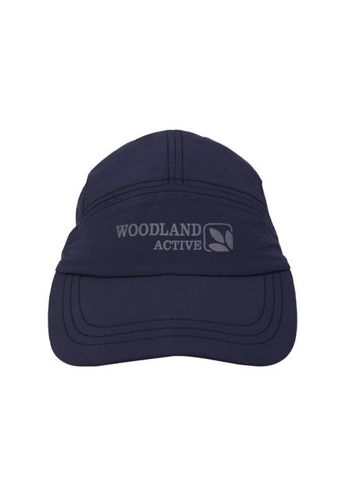 Woodland Navy Cap CVC 517030