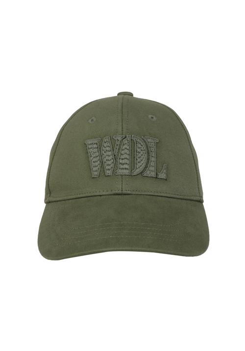 Woodland Olive Cap CVC 511111
