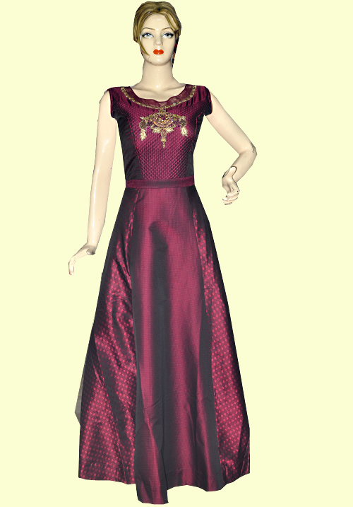 Zola Party Gown Cherry 910301